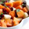 Осенний фруктовый салат