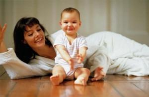 Воспитание малыша: правильные наказания
