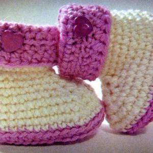 Пинетки для малыша