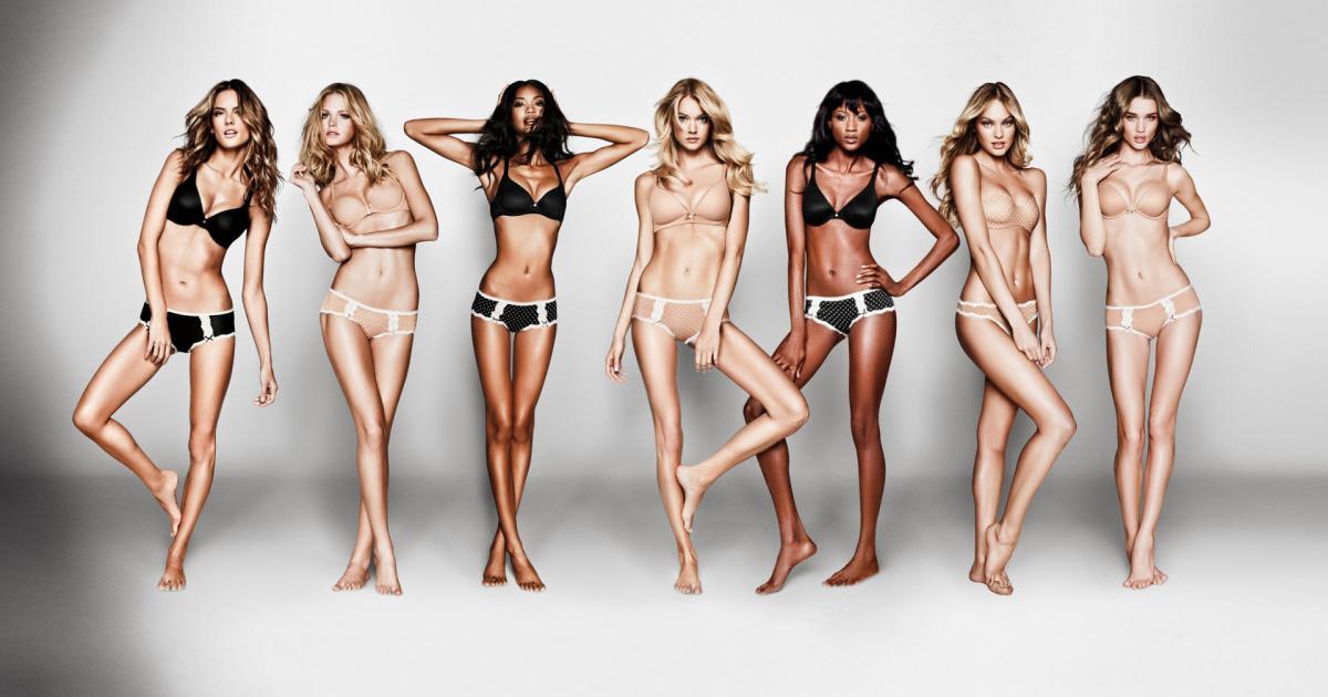 Женское белье от Calvin Klein