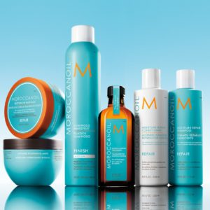 Косметические средства от Moroccanoil